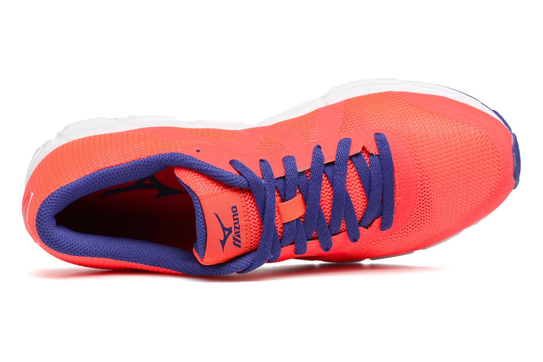 Chaussures de sport Mizuno Mizuno Synchro SL 2 W Orange vue gauche