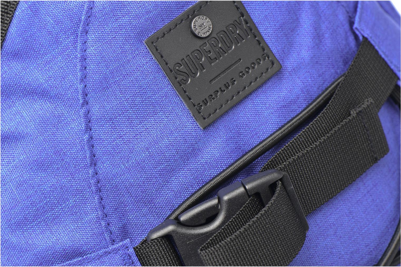 Sacs à dos Superdry Surplus goods backpack Bleu vue gauche