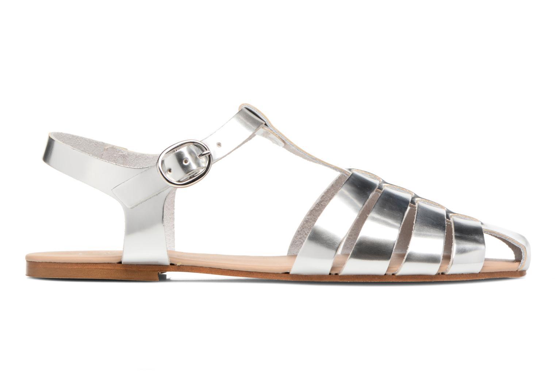 Grandes descuentos últimos zapatos Made by SARENZA Pastel Belle #1 (Plateado) - Sandalias Descuento
