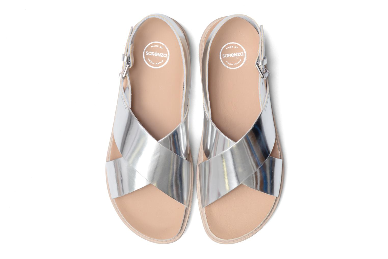 Sandalen Made by SARENZA Pastel Belle #8 Zilver model