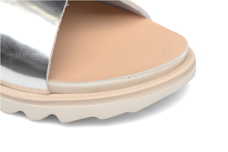 Sandales et nu-pieds Made by SARENZA Pastel Belle #8 Argent vue gauche