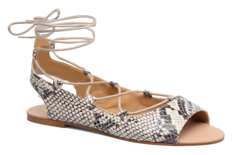 Sandales et nu-pieds Made by SARENZA Tennesse Sister #6 Beige vue droite