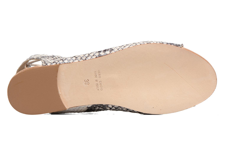 Sandales et nu-pieds Made by SARENZA Tennesse Sister #6 Beige vue haut