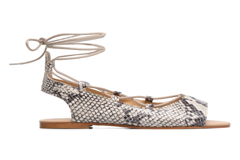 Sandales et nu-pieds Made by SARENZA Tennesse Sister #6 Beige vue détail/paire