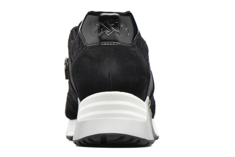 Baskets Ash Look Lace Noir vue droite