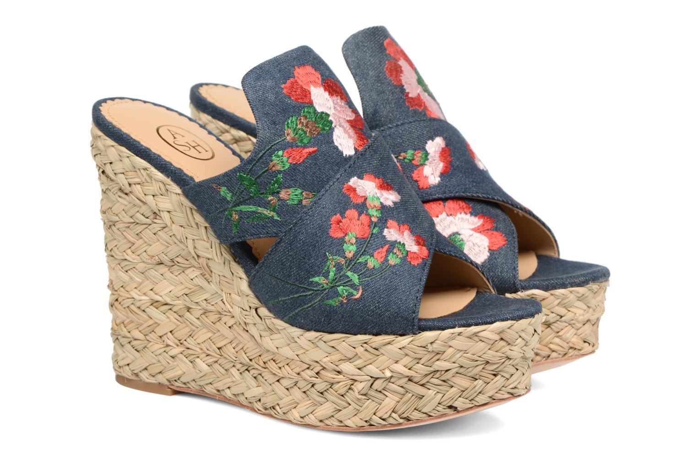 Sandales et nu-pieds Ash Bahia Sandal Multicolore vue 3/4
