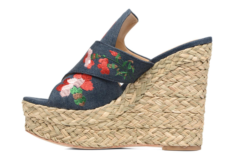 Sandales et nu-pieds Ash Bahia Sandal Multicolore vue face