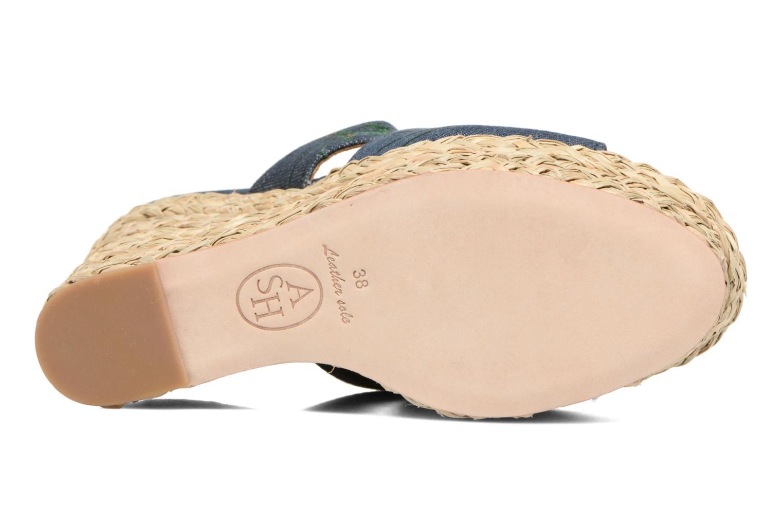 Sandales et nu-pieds Ash Bahia Sandal Multicolore vue haut