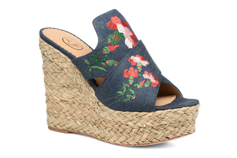 Sandales et nu-pieds Ash Bahia Sandal Multicolore vue détail/paire