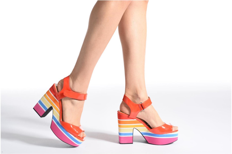 Sandales et nu-pieds Katy Perry The Selby Multicolore vue bas / vue portée sac