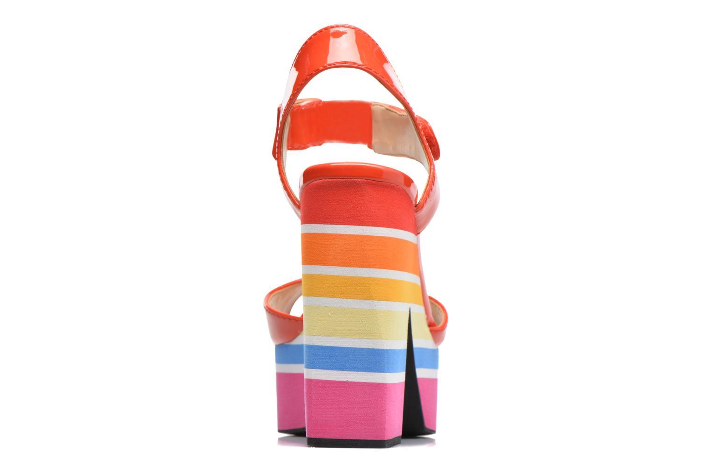 Sandales et nu-pieds Katy Perry The Selby Multicolore vue droite