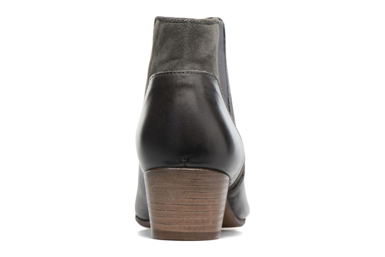 Bottines et boots Kickers Freddie Gris vue droite