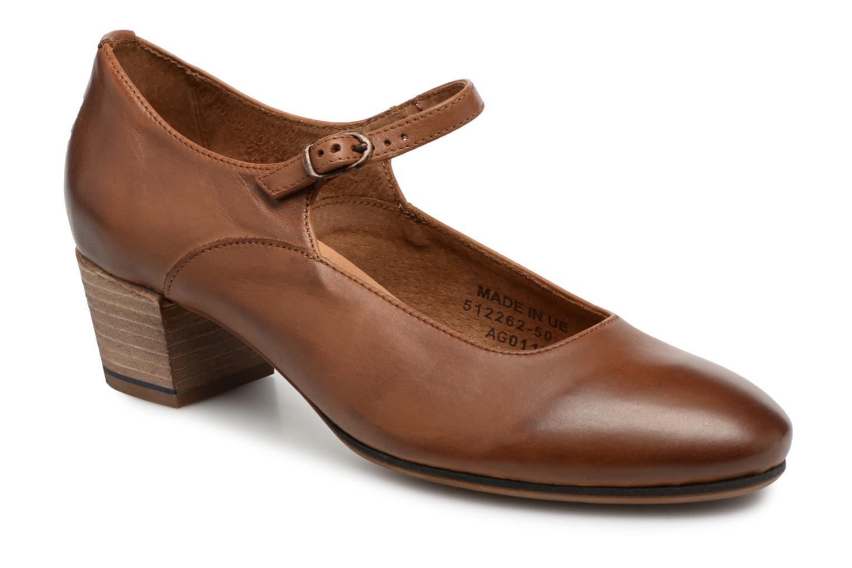 Zapatos promocionales Kickers Frenchie (Marrón) - Zapatos de tacón   Descuento de la marca
