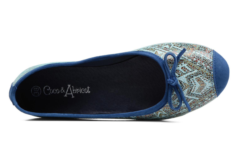 Zapatos promocionales Coco et abricot Belline 2 (Azul) - Bailarinas   Los últimos zapatos de descuento para hombres y mujeres