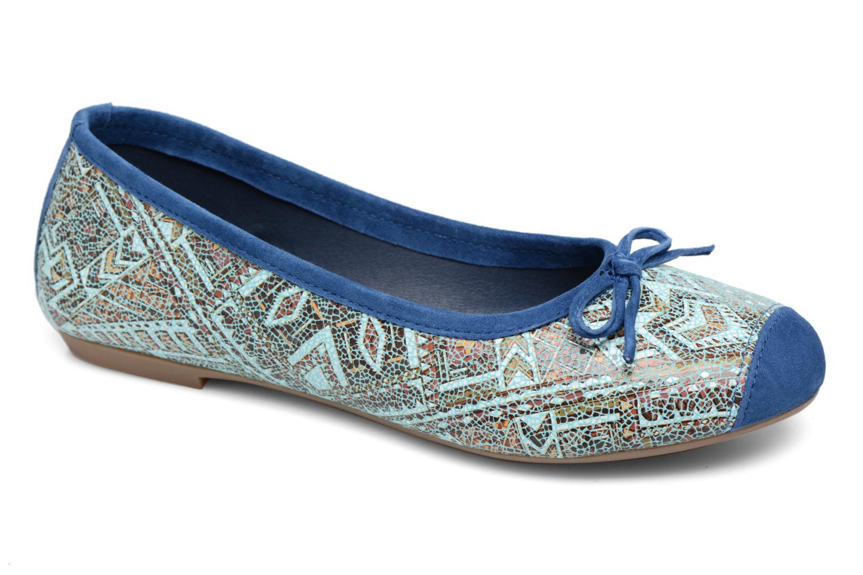 Grandes descuentos últimos zapatos Coco et abricot Belline 2 Bailarinas (Azul) - Bailarinas 2 Descuento 5b9733