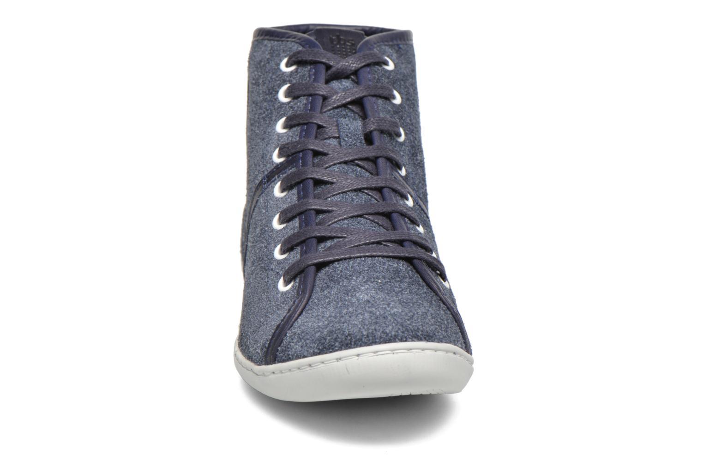 Baskets TBS Chloee Bleu vue portées chaussures