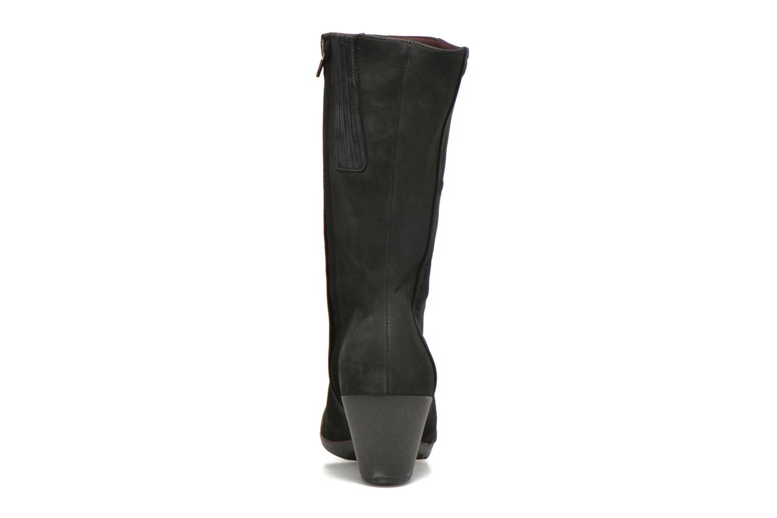 Boots & wellies TBS Klaudia Black view from the right