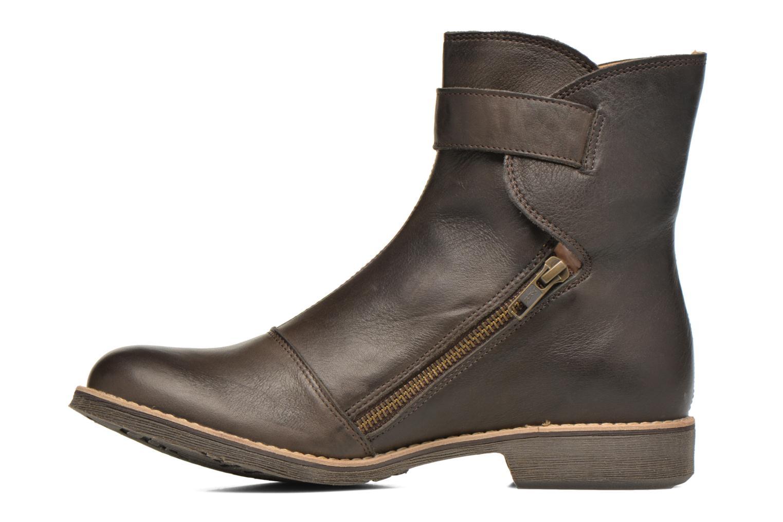Bottines et boots TBS Melani Marron vue face