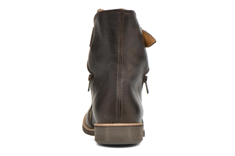 Bottines et boots TBS Melani Marron vue droite