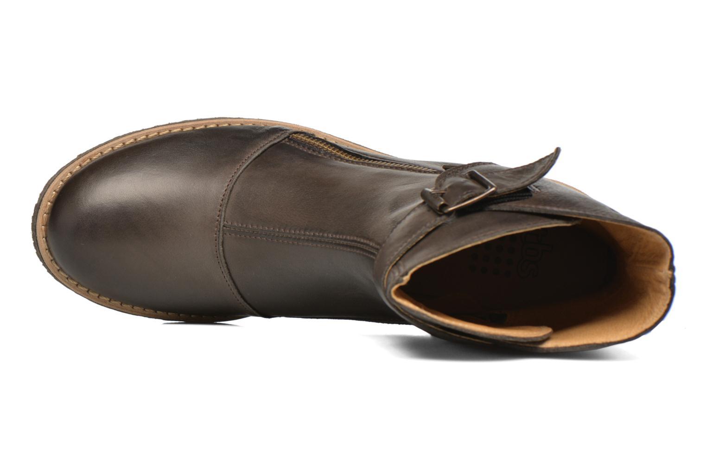 Bottines et boots TBS Melani Marron vue gauche