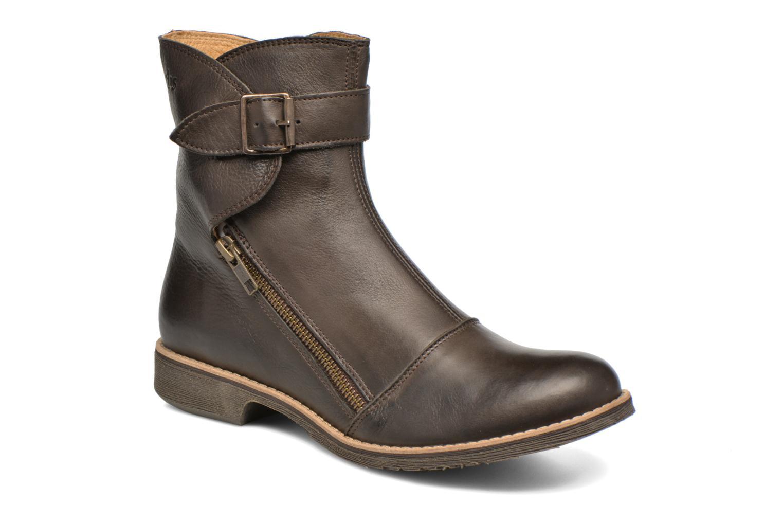 Bottines et boots TBS Melani Marron vue détail/paire