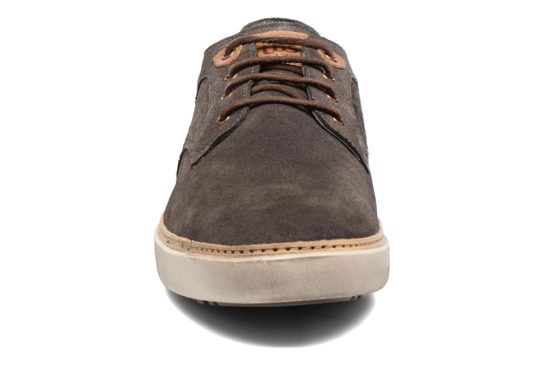 Chaussures à lacets TBS Beretta Gris vue portées chaussures