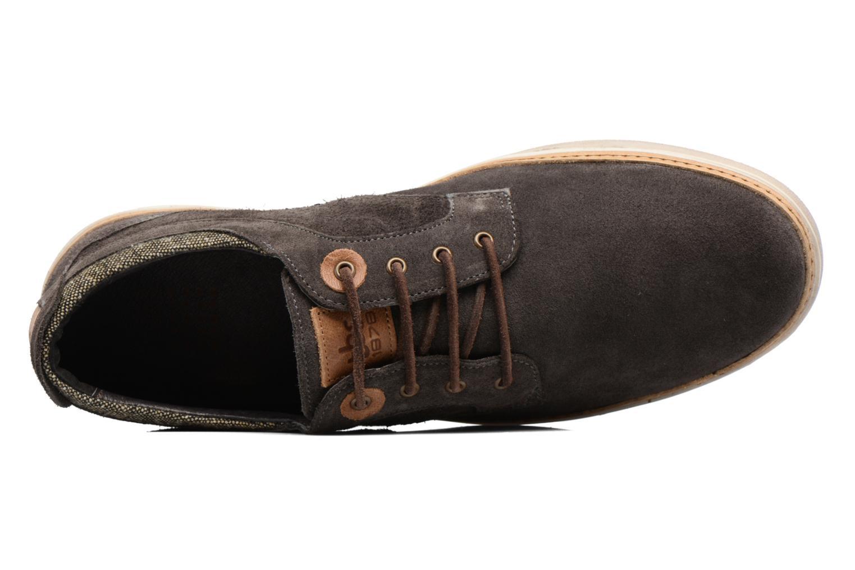 Chaussures à lacets TBS Beretta Gris vue gauche