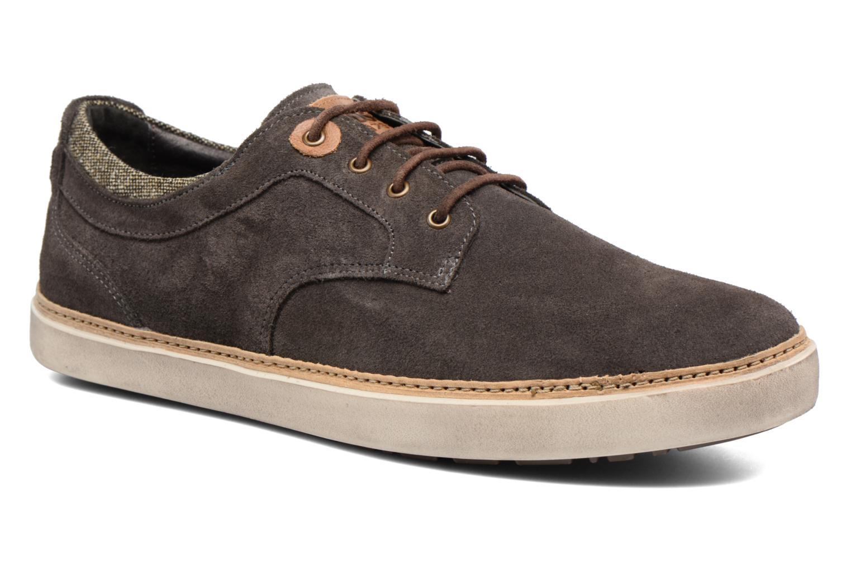 Chaussures à lacets TBS Beretta Gris vue détail/paire