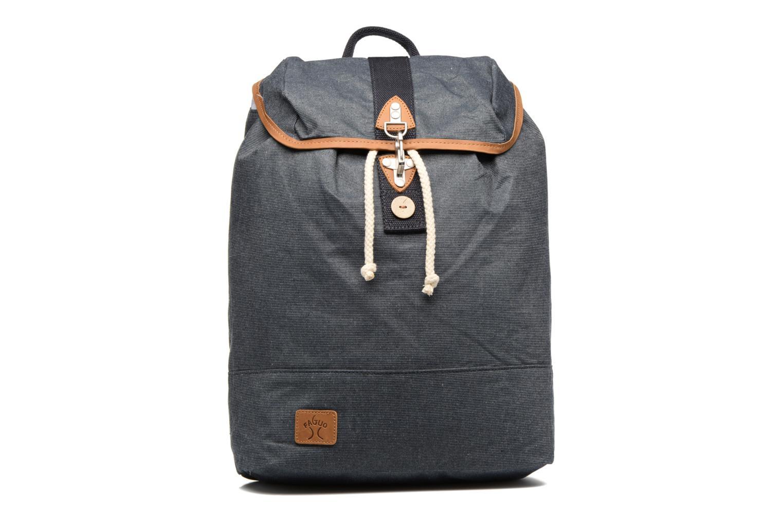 Sacs à dos Faguo Bag 24 Cotton Bleu vue détail/paire