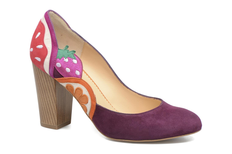 Zapatos de tacón Mellow Yellow Befruitty Violeta      vista de detalle / par