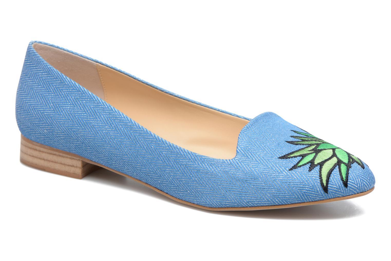 Becca Bleu + ananas