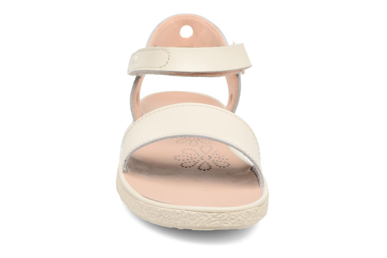 Sandales et nu-pieds Camper Miko 1 Blanc vue portées chaussures