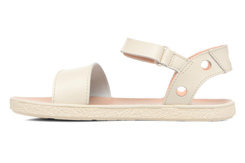 Sandales et nu-pieds Camper Miko 1 Blanc vue face