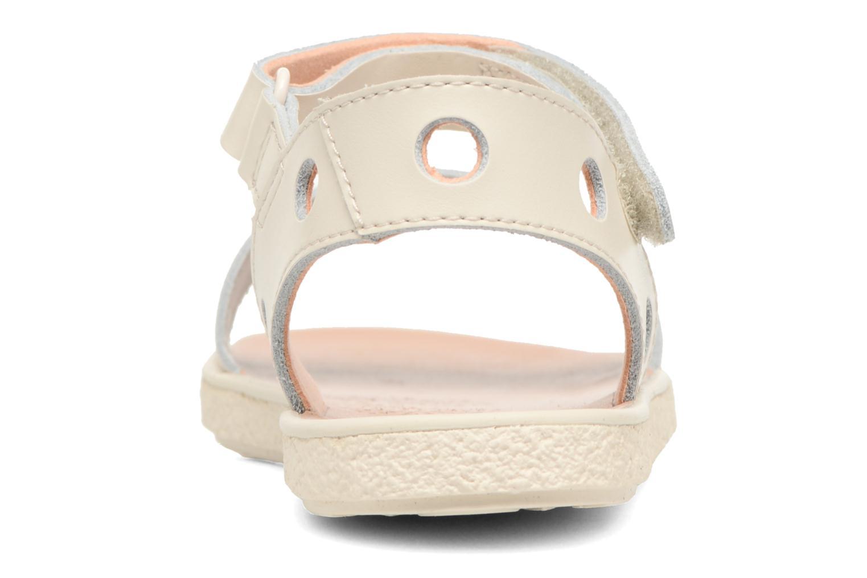 Sandales et nu-pieds Camper Miko 1 Blanc vue droite