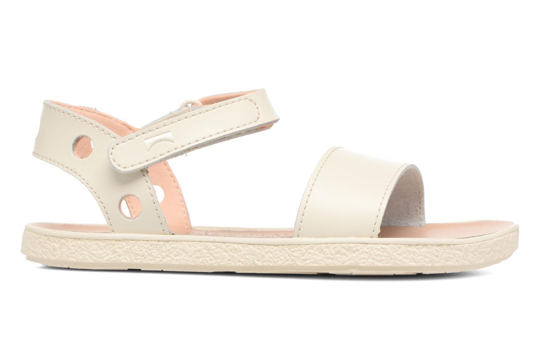 Sandales et nu-pieds Camper Miko 1 Blanc vue derrière
