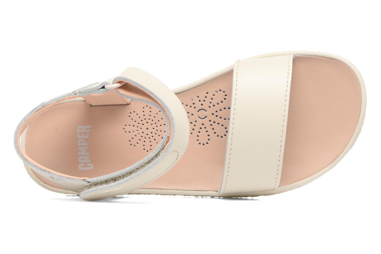 Sandales et nu-pieds Camper Miko 1 Blanc vue gauche