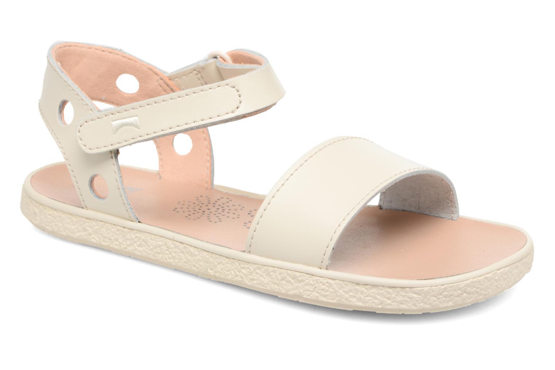 Sandales et nu-pieds Camper Miko 1 Blanc vue détail/paire