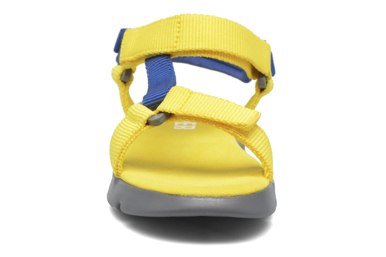 Sandals Camper Mira E Yellow model view
