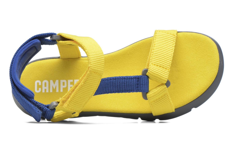 Sandali e scarpe aperte Camper Mira E Giallo immagine sinistra