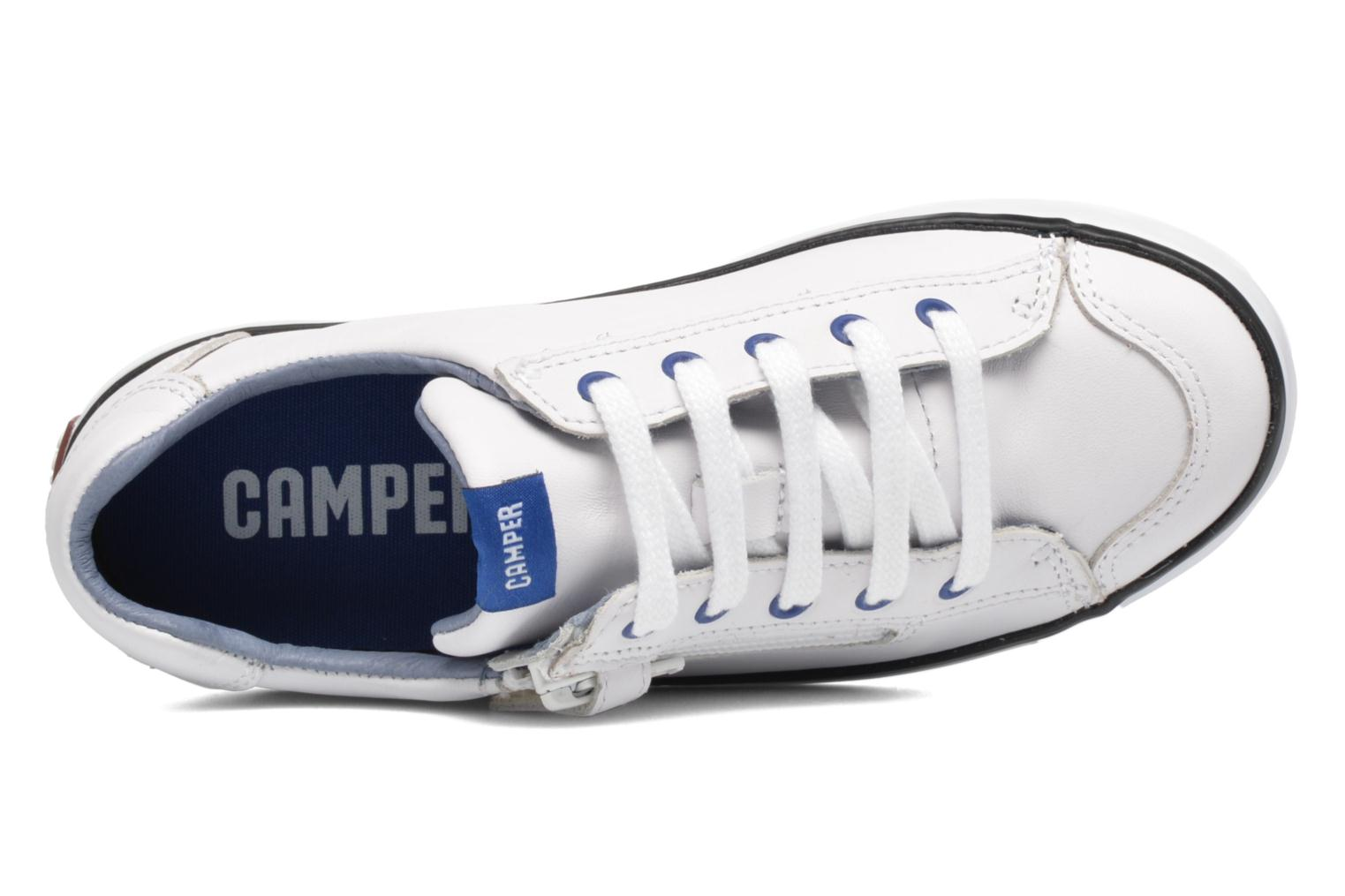 Baskets Camper Pursuit 1 Blanc vue gauche