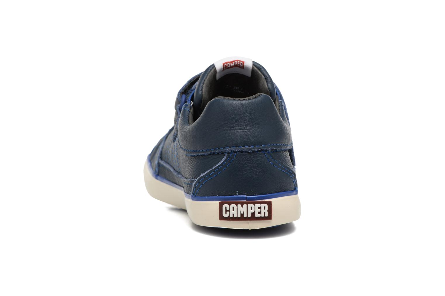 Trainers Camper Pursuit 2 Blue view from the right