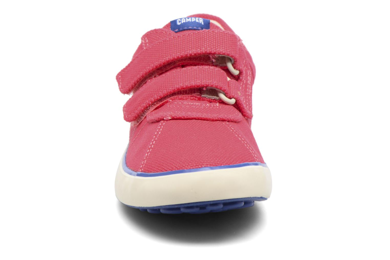 Sneaker Camper Pursuit 3 rosa schuhe getragen