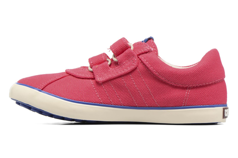 Sneaker Camper Pursuit 3 rosa ansicht von vorne