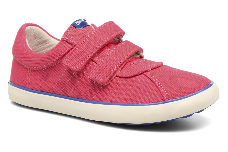 Sneaker Camper Pursuit 3 rosa detaillierte ansicht/modell
