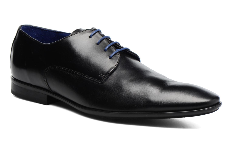 Aflint - Chaussures À Lacets Pour Les Hommes / Azzaro Noir e4srRHZ