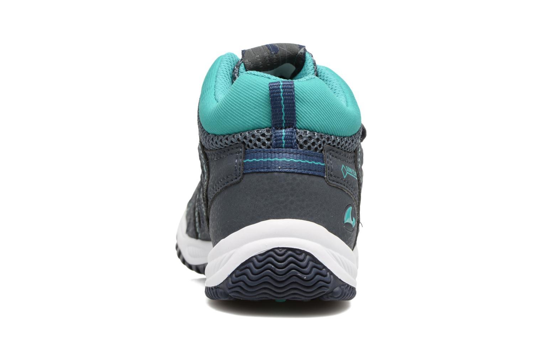 Chaussures de sport Viking Cascade 2 mid GTX Bleu vue droite