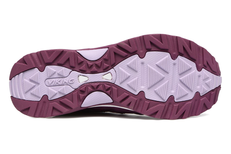 Scarpe sportive Viking Terminator GTX Viola immagine dall'alto