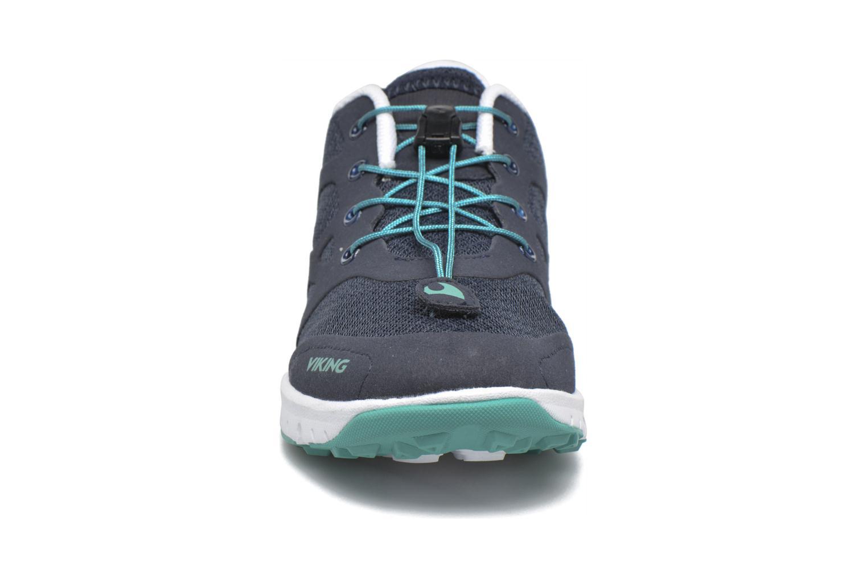 Chaussures de sport Viking Saratoga II Bleu vue portées chaussures
