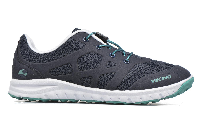 Chaussures de sport Viking Saratoga II Bleu vue derrière
