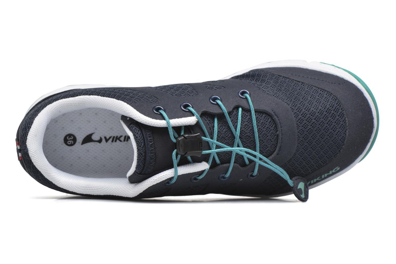 Chaussures de sport Viking Saratoga II Bleu vue gauche